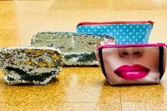 Teenage makeup bag